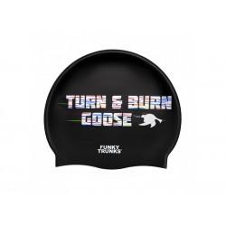 Czepek Pływacki Silikonowy Funky Trunks Burn Goose
