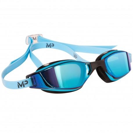 OKULARY MP XCEED TITANUM MIRROR BLUE/BLACK