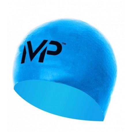 Czepek Pływacki Startowy Michael Phelps Race Niebiesko/Czarny