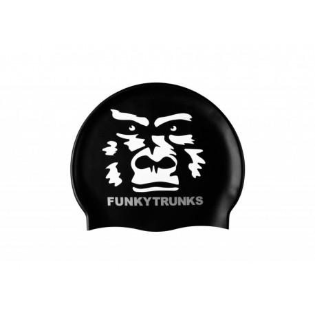 Czepek Pływacki Silikonowy Funky Trunks The Beast