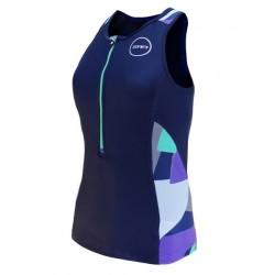 Koszulka Triathlonowa Zone3 Activate+ Damska