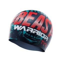 Czepek Pływacki Silikonowy TYR Beast Warrior