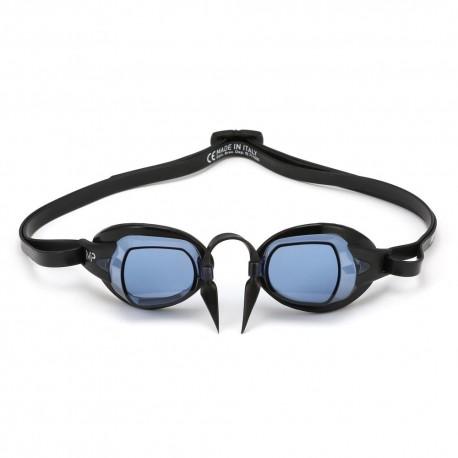 Okulary Pływackie Michael Phelps Chronos Ciemne