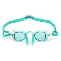 Okulary Pływackie Michael Phelps Chronos Zielone