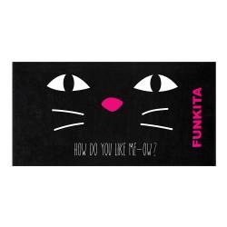 Ręcznik Kąpielowy Funkita Meow