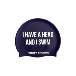 Czepek Pływacki Silikonowy Funky Trunks Geat a Head