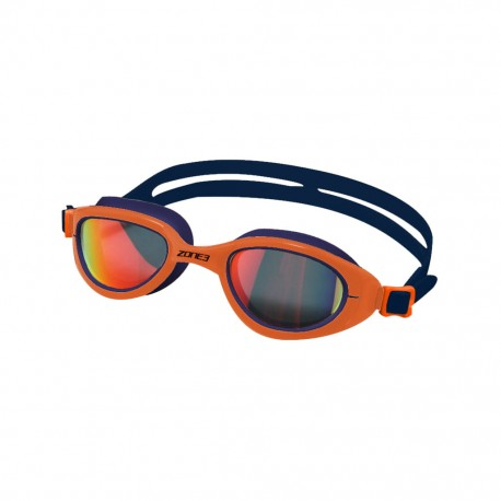 Okulary Pływackie Zone3 Attack Navy/Orange