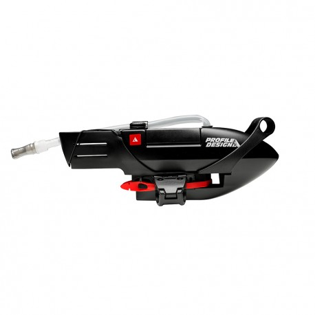 Bidon Aerodynamiczny Profile Design FC25 System Black