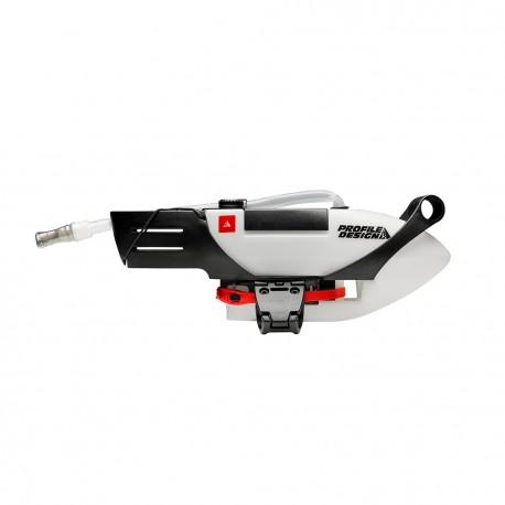 Bidon Aerodynamiczny Profile Design FC25 System Biały