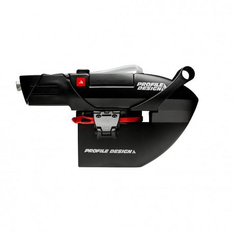 Bidon Aerodynamiczny Profile Design FC35 System Czarny