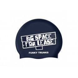 Czepek Pływacki Silikonowy Funky Trunks Space For Lease
