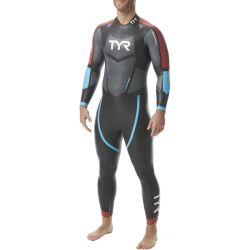 Pianka Triathlonowa TYR Hurricane Wetsuit Cat 3 Męska