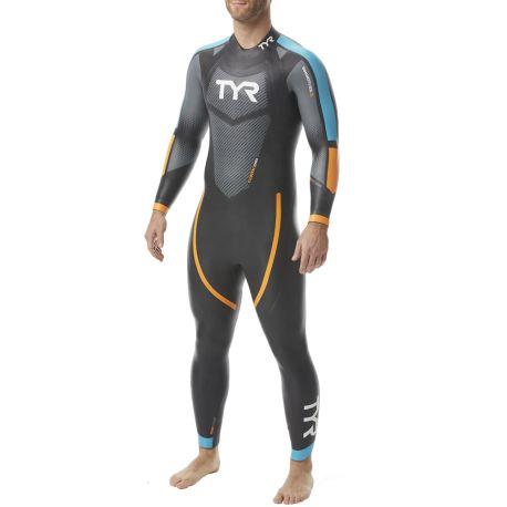Pianka Triathlonowa TYR Hurricane Wetsuit Cat 2 Męska