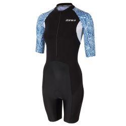 Strój Triathlonowy Lava Short Sleeve Damski Limitowana Edycja Kona