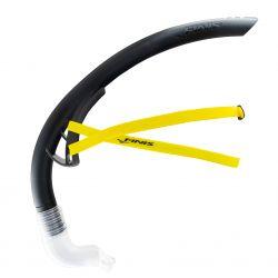 Rurka Czołowa Finis Stability Snorkel Speed Czarna
