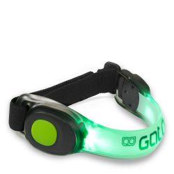 Opaska na Ramię Gato Sports Neon Led Zielona