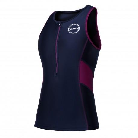 Koszulka Triathlonowa Zone3 Activate Damska