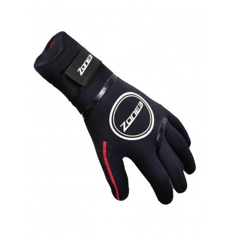 Rękawice Neoprenowe Zone3 Heat Tech Swim.