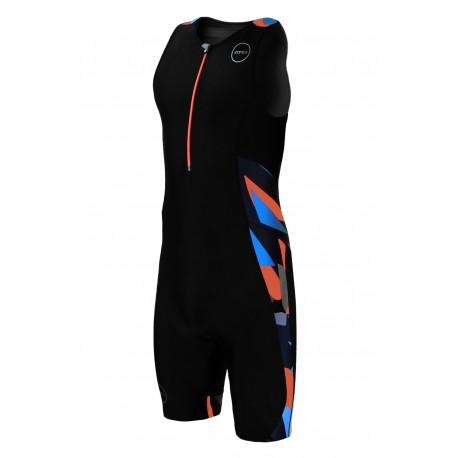Strój Triathlonowy Zone3 Activate+ Midnight Camo Męski