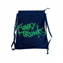 WOREK TRENINGOWY FUNKY TRUNKS MESH GEAR STILL BLACK