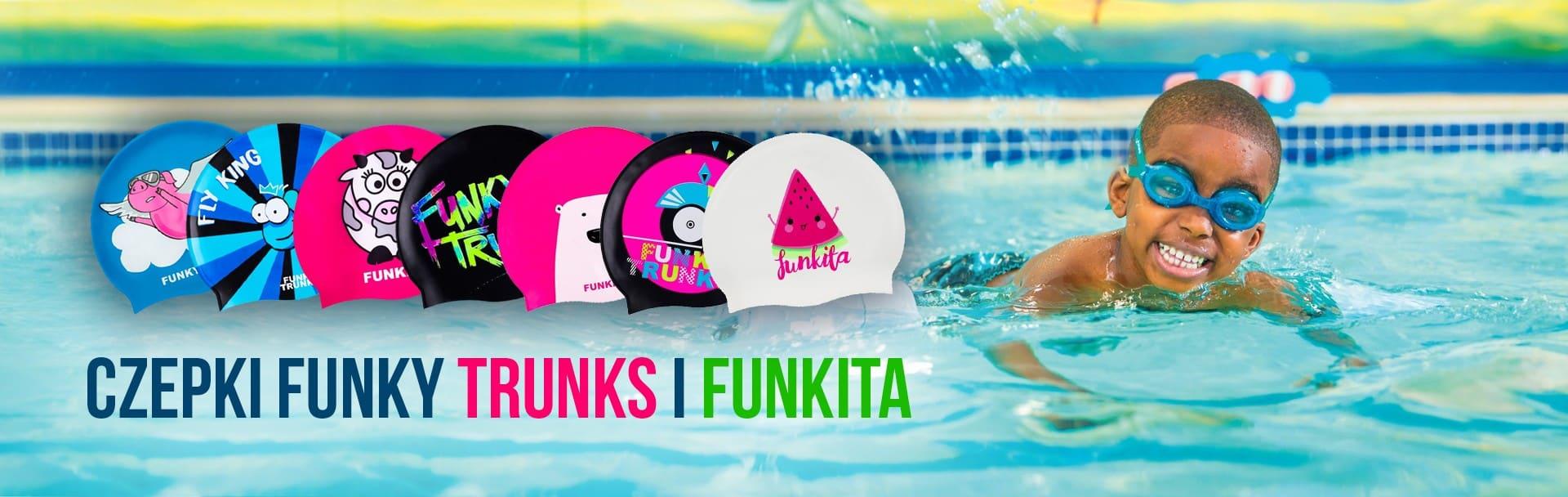 Czepki Funky