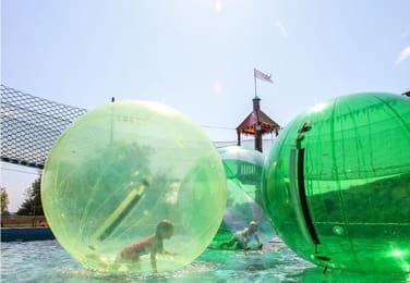piłki wodne