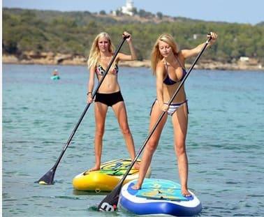 zabawa na wodzie